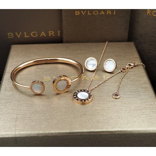 Bvlgari Jewelry Set For Women #847640