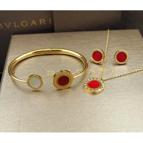 Bvlgari Jewelry Set For Women #847641