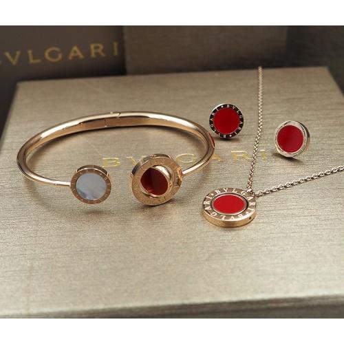 Bvlgari Jewelry Set For Women #847642