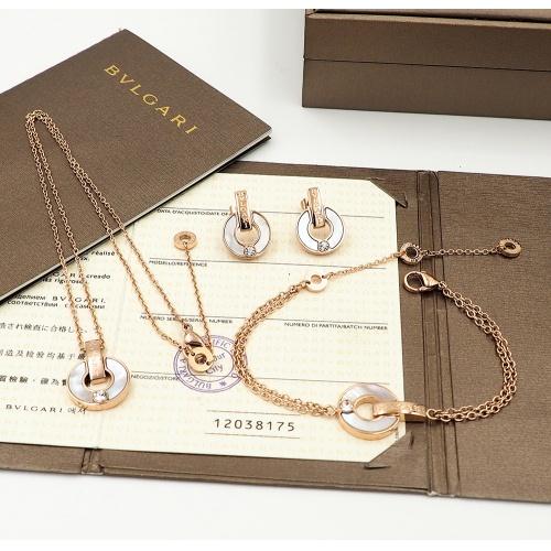 Bvlgari Jewelry Set For Women #847650