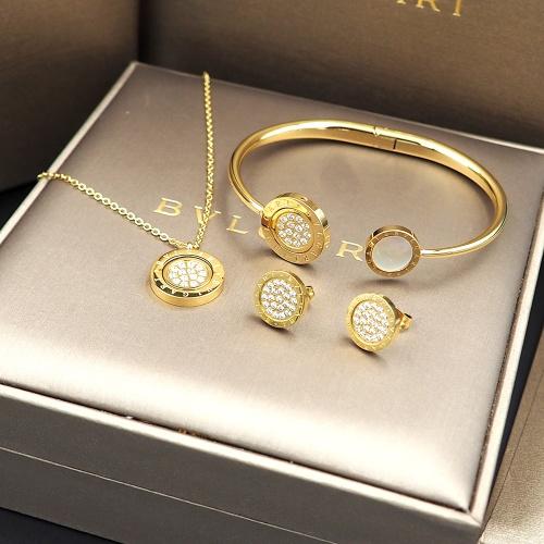 Bvlgari Jewelry Set For Women #847653