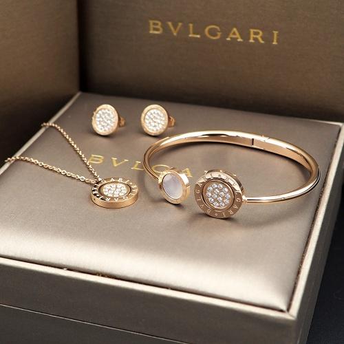 Bvlgari Jewelry Set For Women #847654