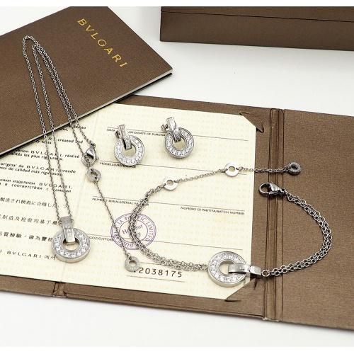 Bvlgari Jewelry Set For Women #847655