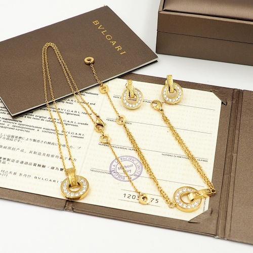 Bvlgari Jewelry Set For Women #847656
