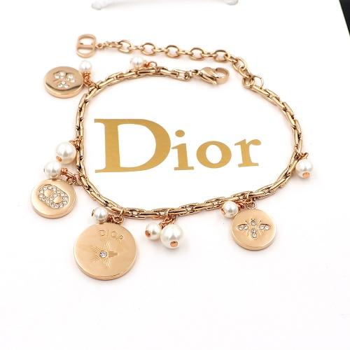 Christian Dior Bracelet For Women #847659 $30.00 USD, Wholesale Replica Christian Dior Bracelets