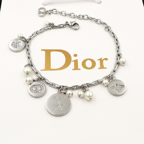 Christian Dior Bracelet For Women #847660 $30.00 USD, Wholesale Replica Christian Dior Bracelets