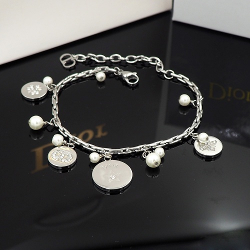 Replica Christian Dior Bracelet For Women #847660 $30.00 USD for Wholesale