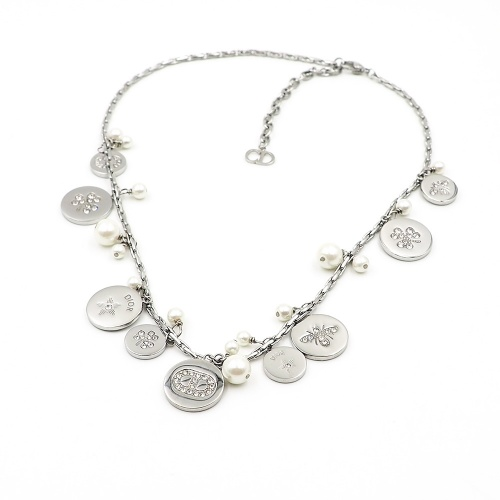 Christian Dior Necklace For Women #847662 $41.00, Wholesale Replica Christian Dior Necklace