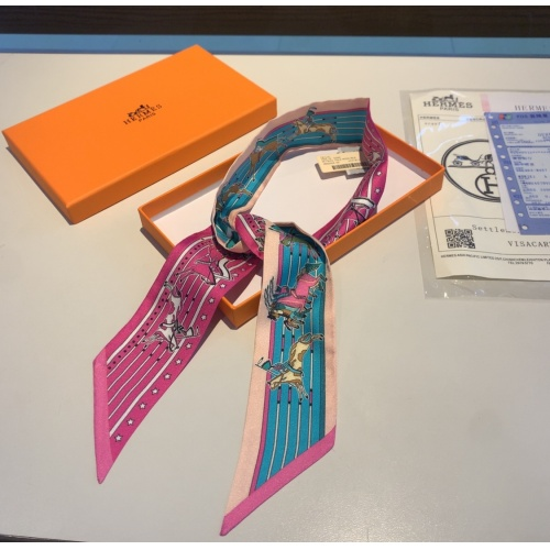 Replica Hermes Scarf For Women #847692 $29.00 USD for Wholesale
