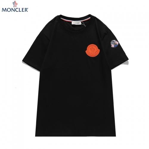 Moncler T-Shirts Short Sleeved For Men #847695