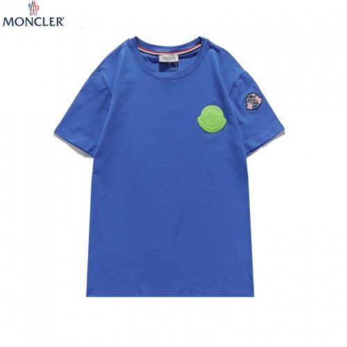 Moncler T-Shirts Short Sleeved For Men #847697