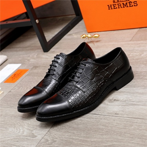 Hermes Leather Shoes For Men #847704