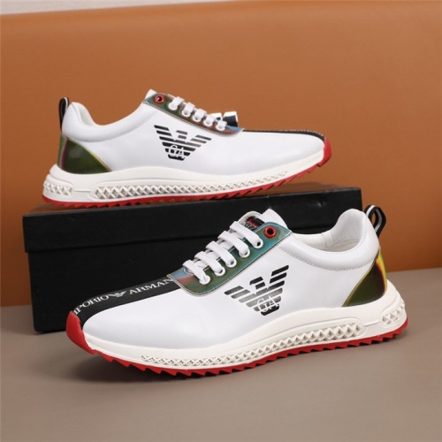 Armani Casual Shoes For Men #847737