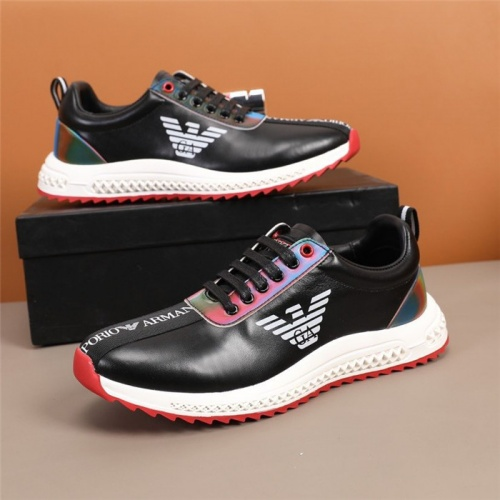 Armani Casual Shoes For Men #847738