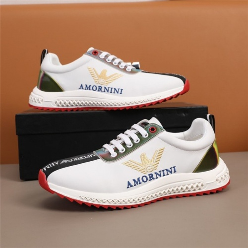 Armani Casual Shoes For Men #847739