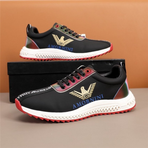 Armani Casual Shoes For Men #847740