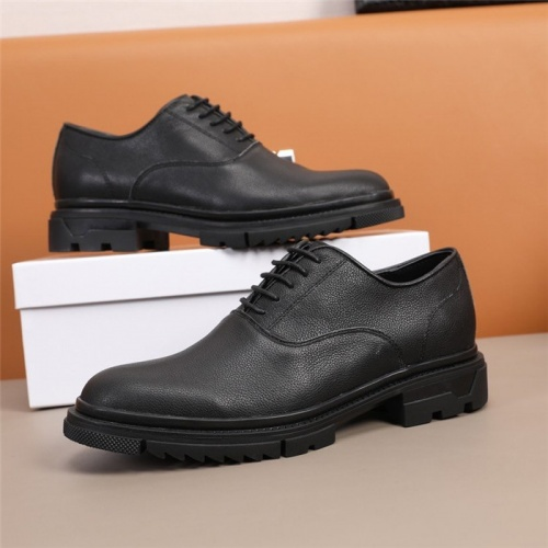 Versace Leather Shoes For Men #847763