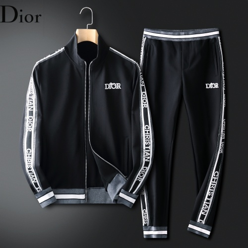 Christian Dior Tracksuits Long Sleeved For Men #847801