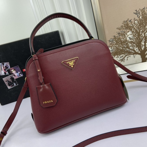 Prada AAA Quality Messeger Bags For Women #847819