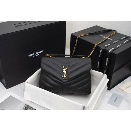 Yves Saint Laurent YSL AAA Messenger Bags For Women #847933