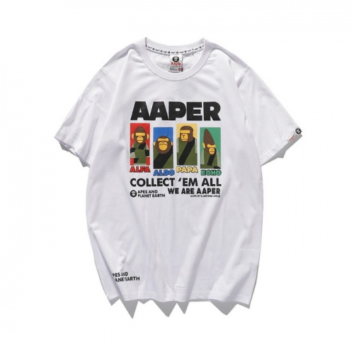 Aape T-Shirts Short Sleeved For Men #847934