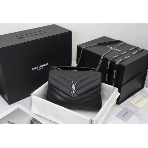 Yves Saint Laurent YSL AAA Messenger Bags For Women #847939