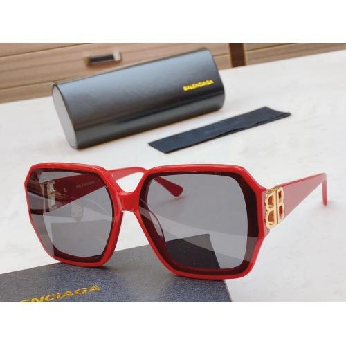 Balenciaga AAA Quality Sunglasses #847942