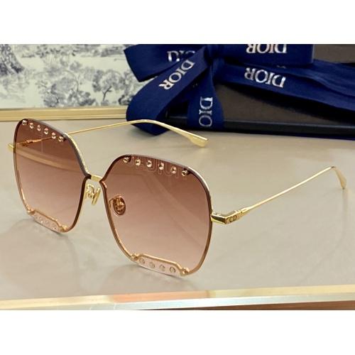 Christian Dior AAA Quality Sunglasses #847962