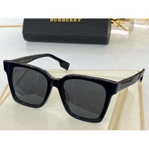 Burberry AAA Quality Sunglasses #847967