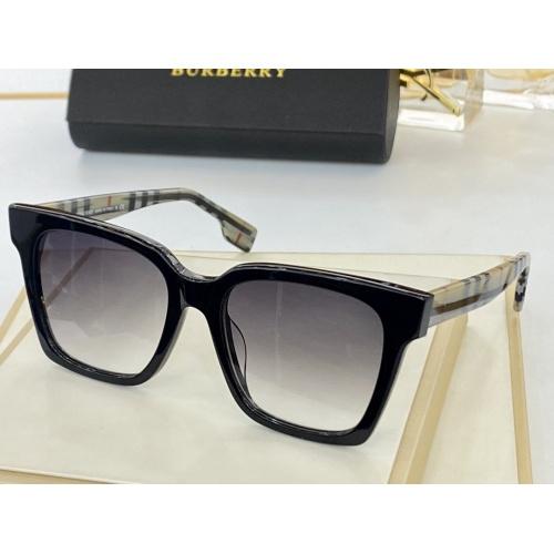 Burberry AAA Quality Sunglasses #847968
