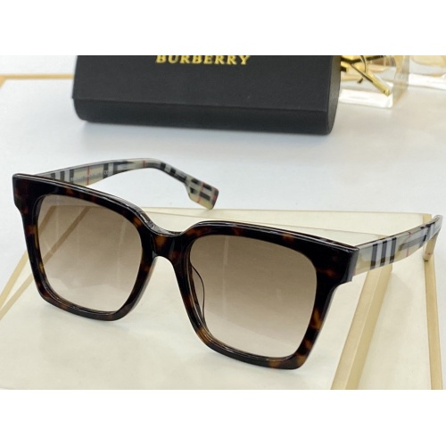 Burberry AAA Quality Sunglasses #847971