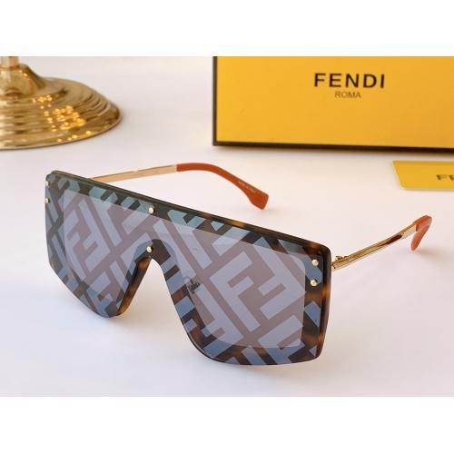 Fendi AAA Quality Sunglasses #847975