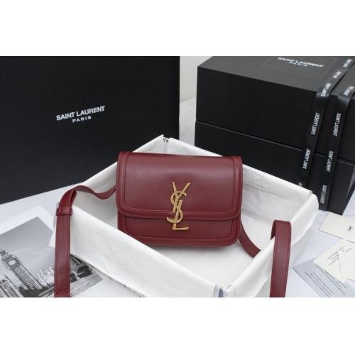 Yves Saint Laurent YSL AAA Messenger Bags For Women #848001 $98.00 USD, Wholesale Replica Yves Saint Laurent YSL AAA Messenger Bags