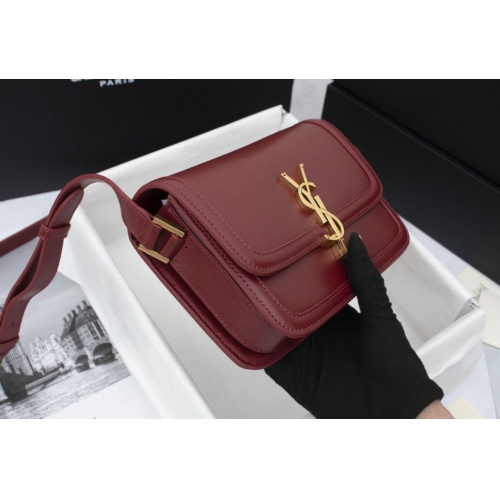 Replica Yves Saint Laurent YSL AAA Messenger Bags For Women #848001 $98.00 USD for Wholesale