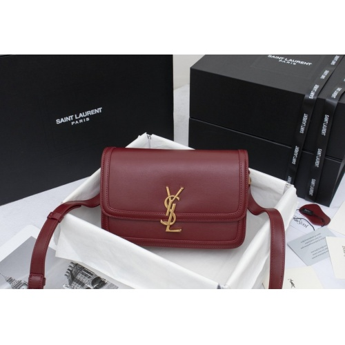 Yves Saint Laurent YSL AAA Messenger Bags For Women #848014