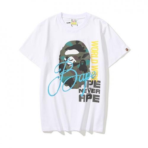 Bape T-Shirts Short Sleeved For Men #848016