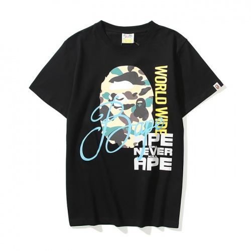 Bape T-Shirts Short Sleeved For Men #848017