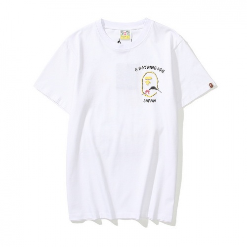 Bape T-Shirts Short Sleeved For Men #848019