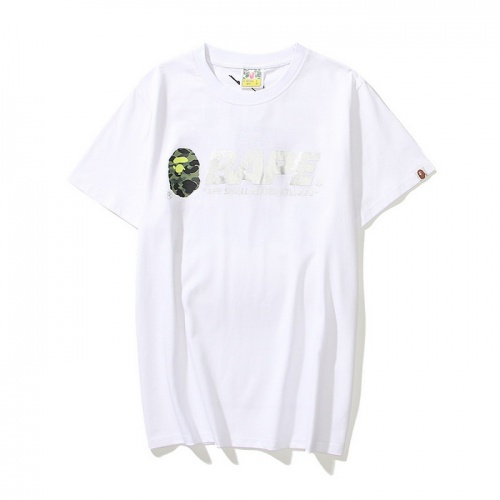 Bape T-Shirts Short Sleeved For Men #848023