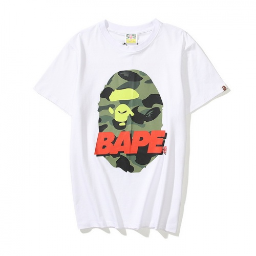 Bape T-Shirts Short Sleeved For Men #848024