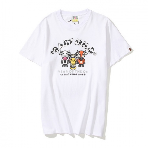 Bape T-Shirts Short Sleeved For Men #848033