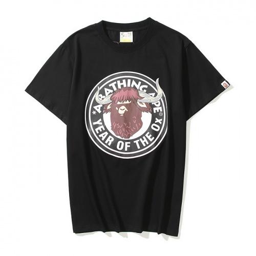 Bape T-Shirts Short Sleeved For Men #848034