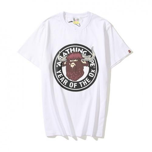 Bape T-Shirts Short Sleeved For Men #848035