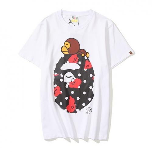 Bape T-Shirts Short Sleeved For Men #848036