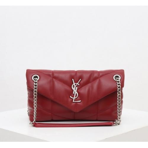 Yves Saint Laurent YSL AAA Messenger Bags For Women #848038
