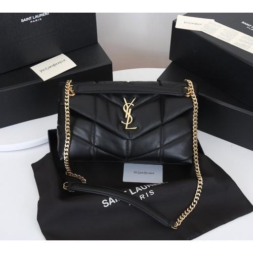 Yves Saint Laurent YSL AAA Messenger Bags For Women #848039