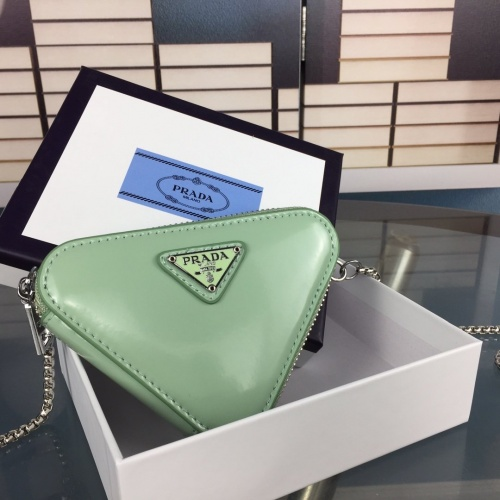 Replica Prada AAA Quality Messeger Bags For Women #848052 $76.00 USD for Wholesale