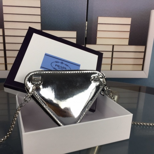 Replica Prada AAA Quality Messeger Bags For Women #848056 $76.00 USD for Wholesale