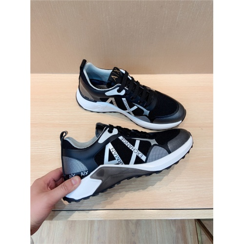 Armani Casual Shoes For Men #848069