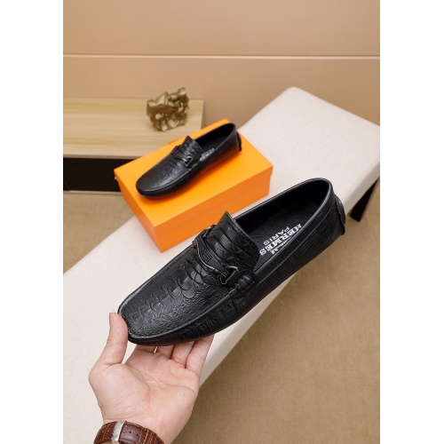 Hermes Leather Shoes For Men #848119